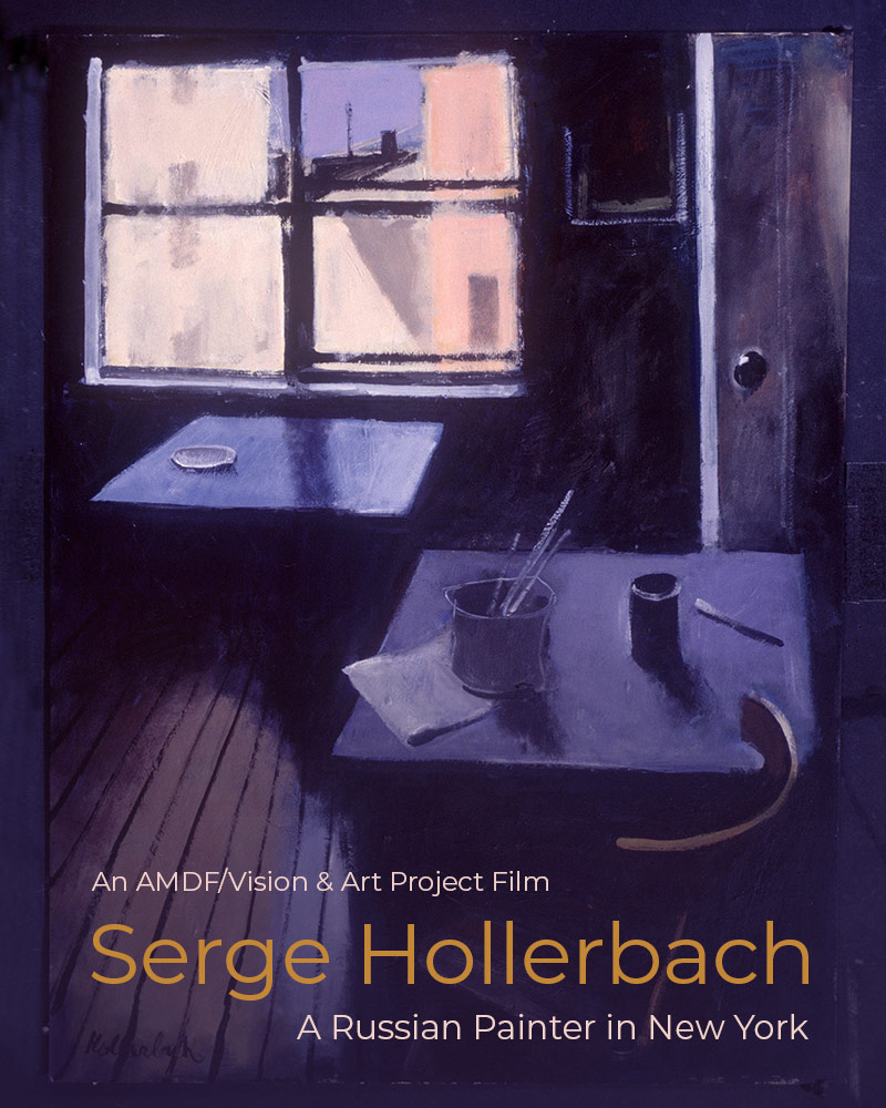 Serge Hollerbach. A Russian Painter in New York